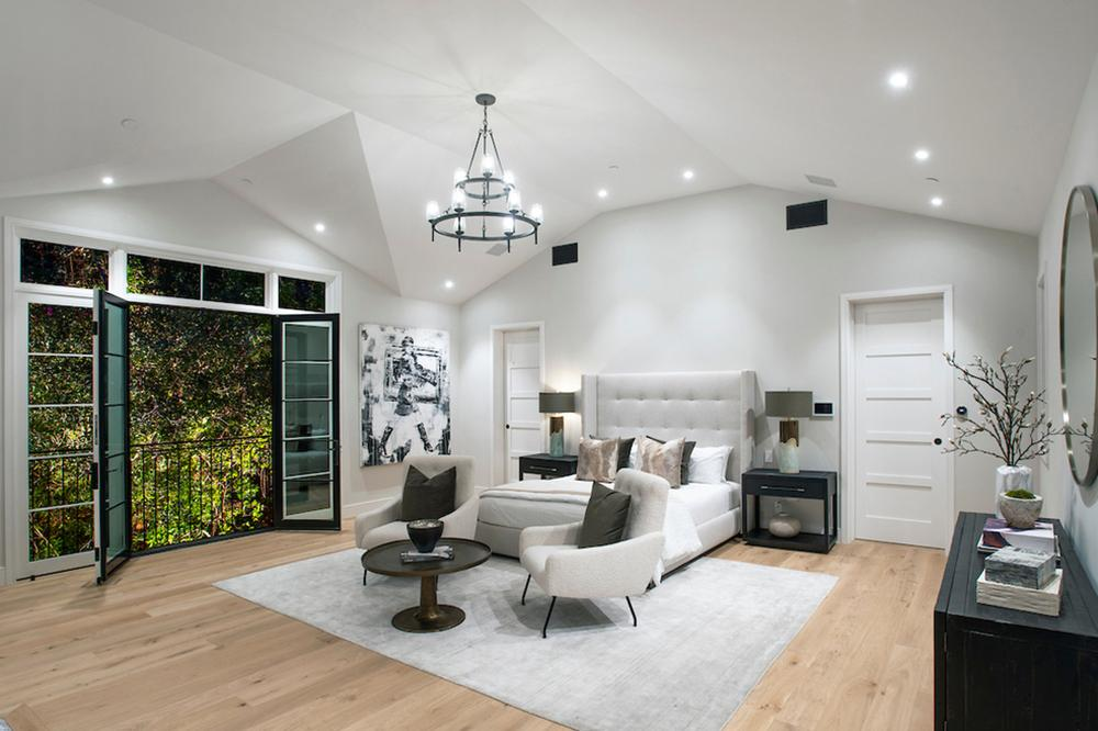 Cameron Diaz and Benji Madden Buy Beverly Hills Estate Staged by Meridith Baer Home
