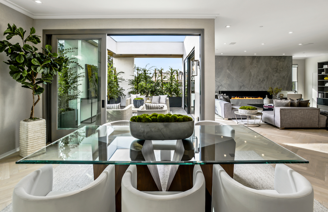 Beverly Center Penthouse