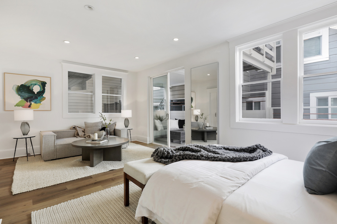 Cow Hollow Transitional