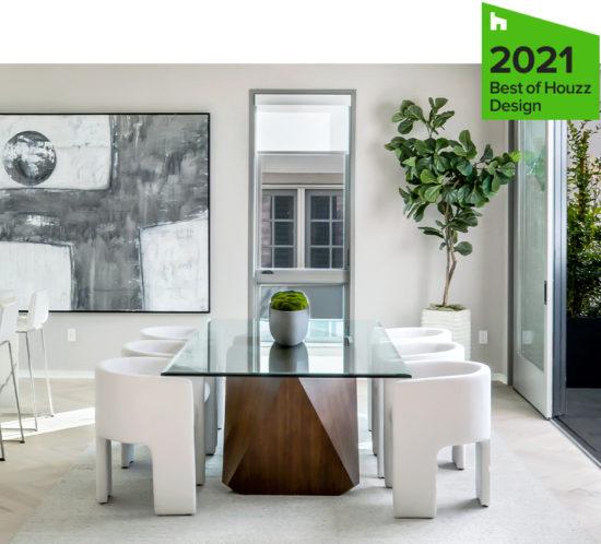 Meridith Baer Home Named Best of Houzz 2021 for Design