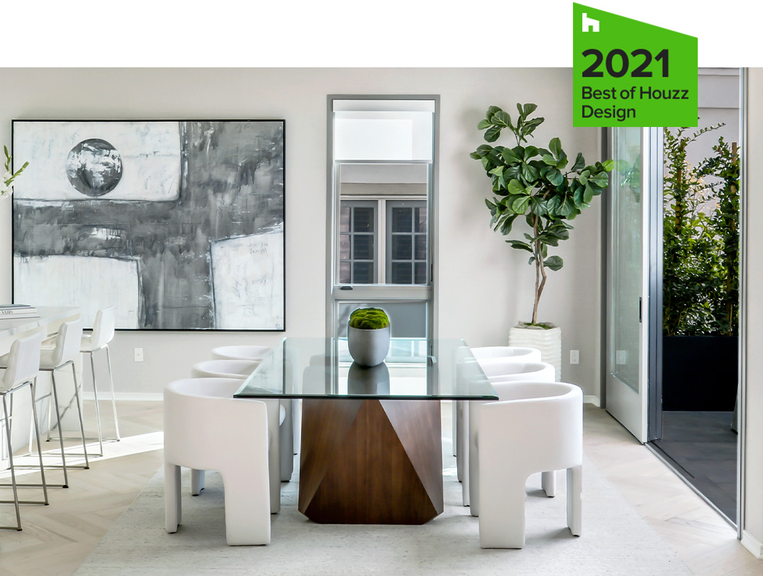Meridith Baer Home Named Best of Houzz 2021 for Design