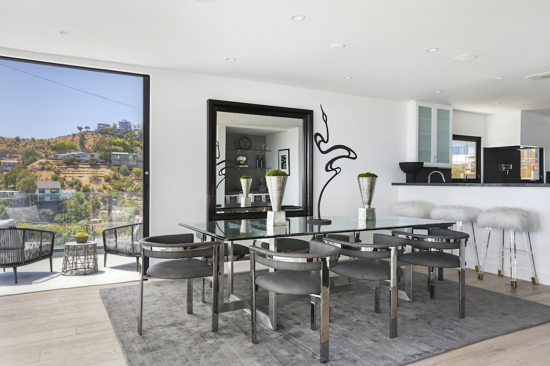 Hollywood Hills Architectural