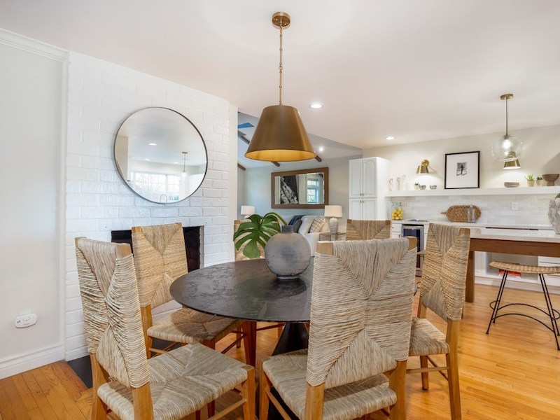 Staged and Sold in Three Days for $155,000 Over Asking