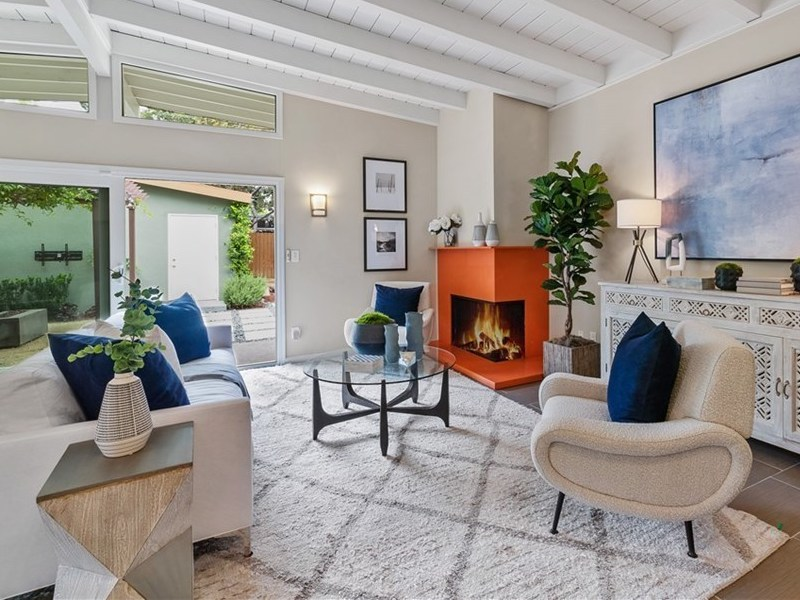 Staged and Sold in Nine Days for $156,000 Over Asking
