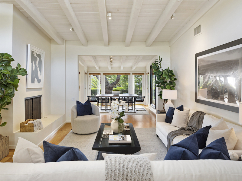 Staged and Sold in 21 Days for $700,000 Over Asking