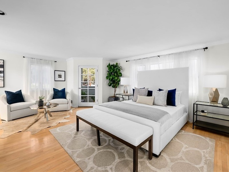 Staged and Sold in Eight Days for $381,000 Over Asking