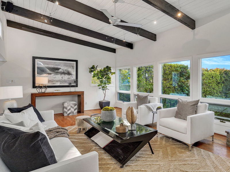 Staged and Sold in Eight Days for $175,000 Over Asking