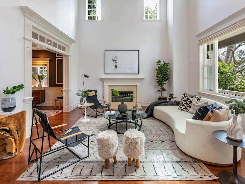 Staged and Sold in Seven Days for $300,000 Over Asking