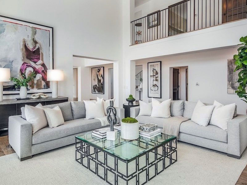 Staged and Sold in Seven Days for $285,000 Over Asking