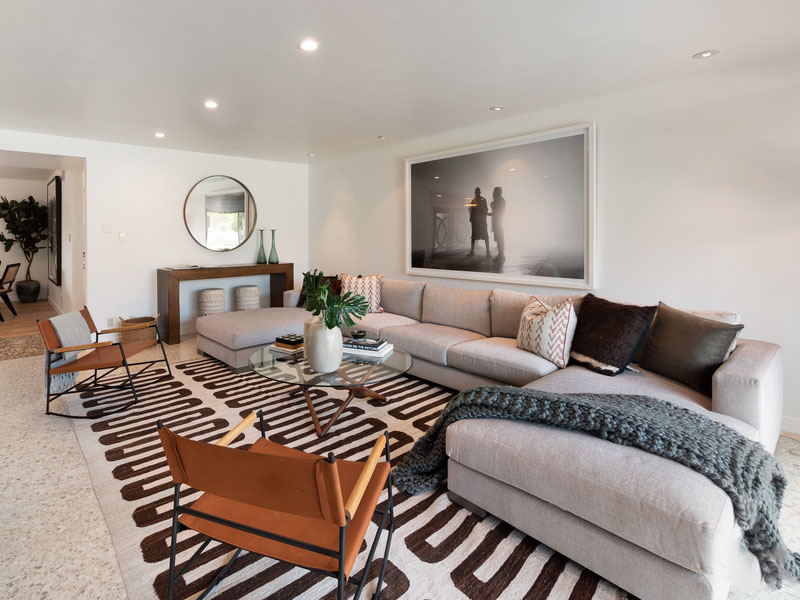 Staged and Sold in Three Days for $265,000 Over Asking
