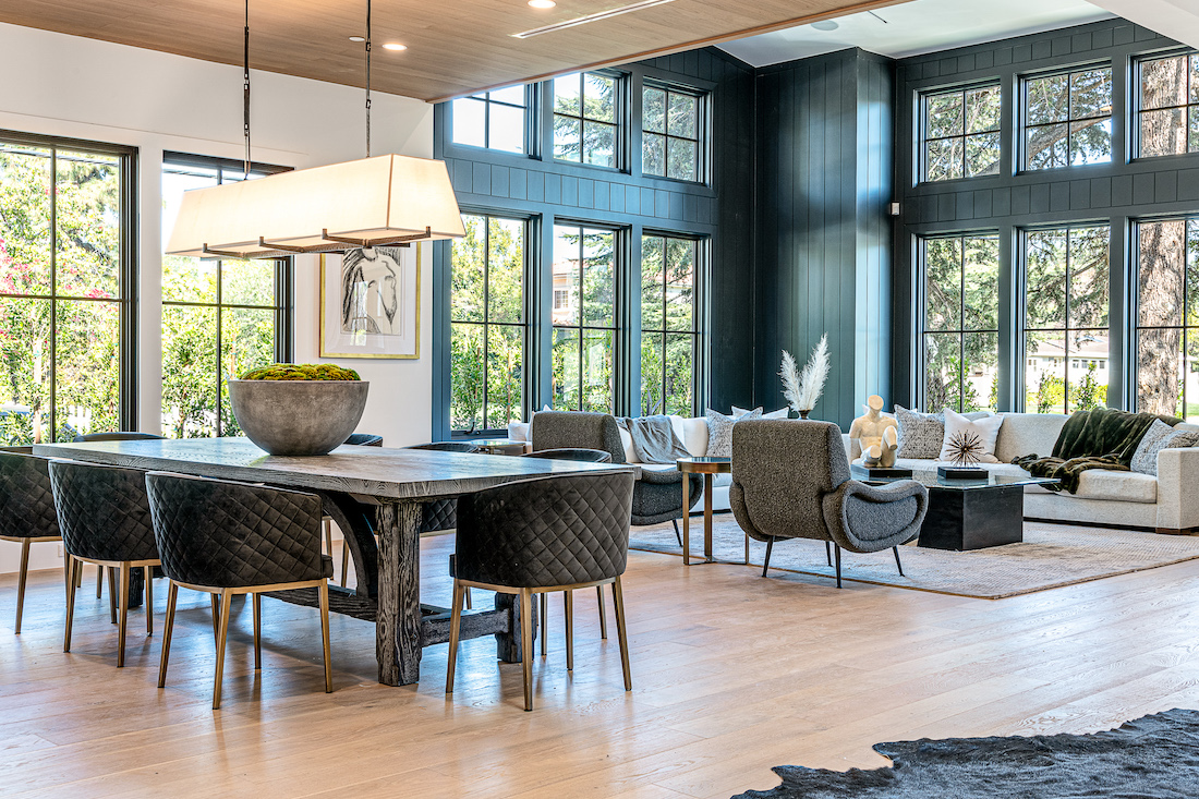"""Luxury Furniture Leasing and """"InstaHome"""" by Meridith Baer Home"""