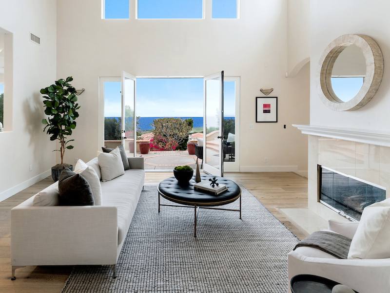 Staged and Sold in Eight Days for $610,000 Over Asking
